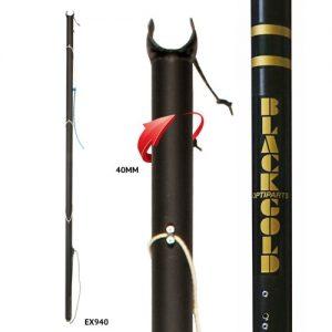 Optiparts Blackgold 40 mm Wedstrijd Giek