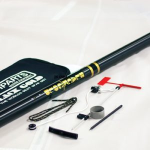 Optiparts Blackgold Tuigage Set