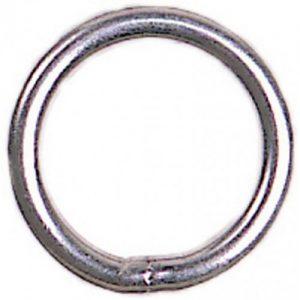 Optiparts RVS Ring 15 mm