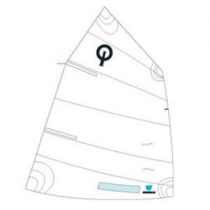 Optiparts Windesign Durarace Lite Zeil (onder 45 kg)